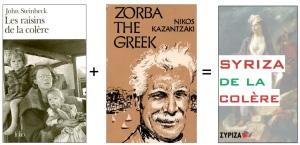 Syriza de la colère